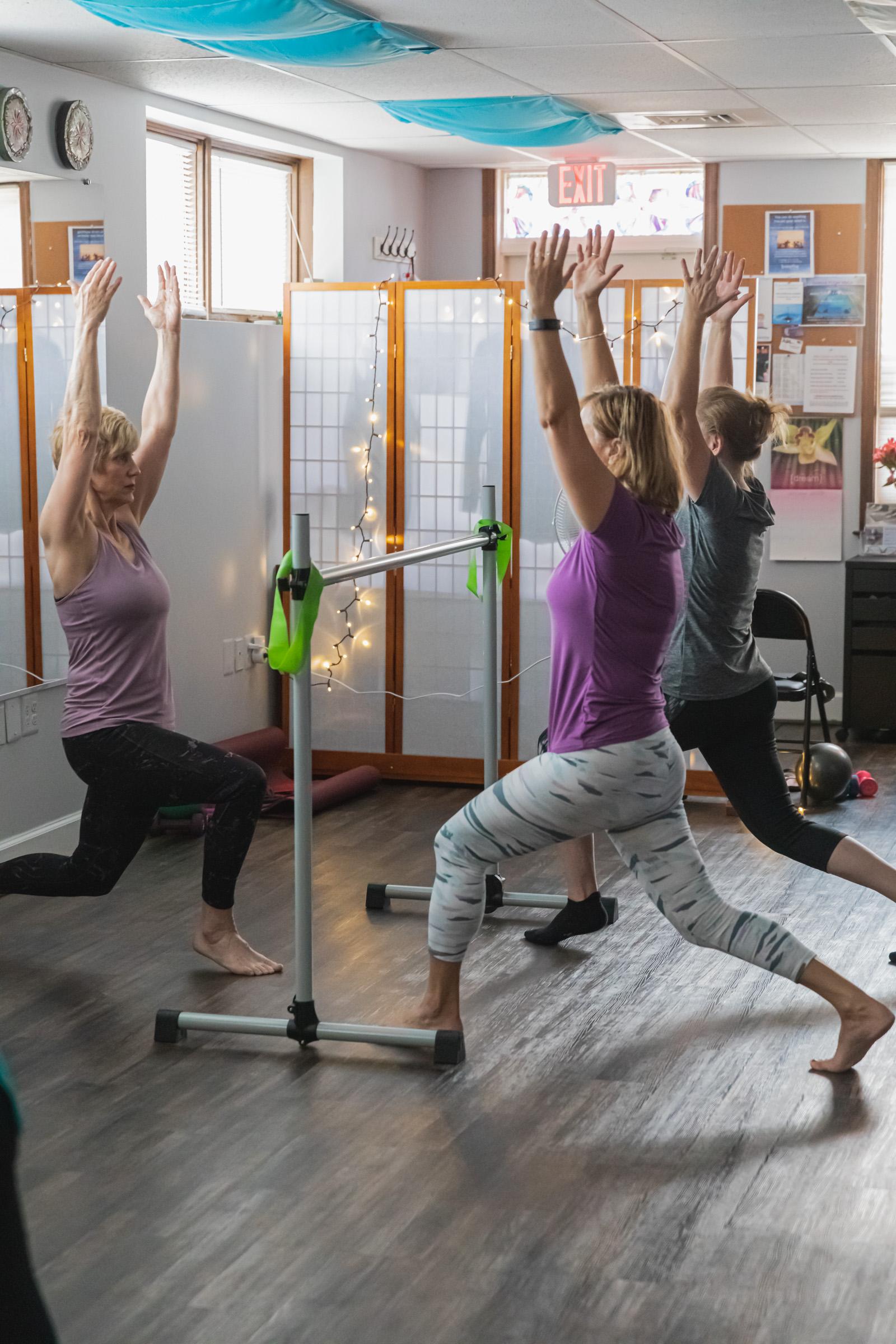 Barre/Pilates Combo
