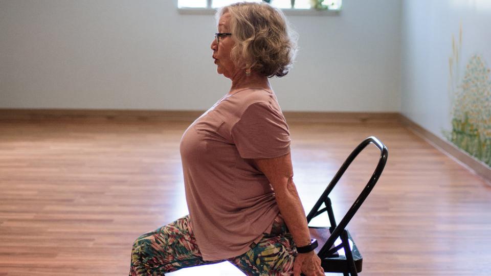 Chair 1 Yoga