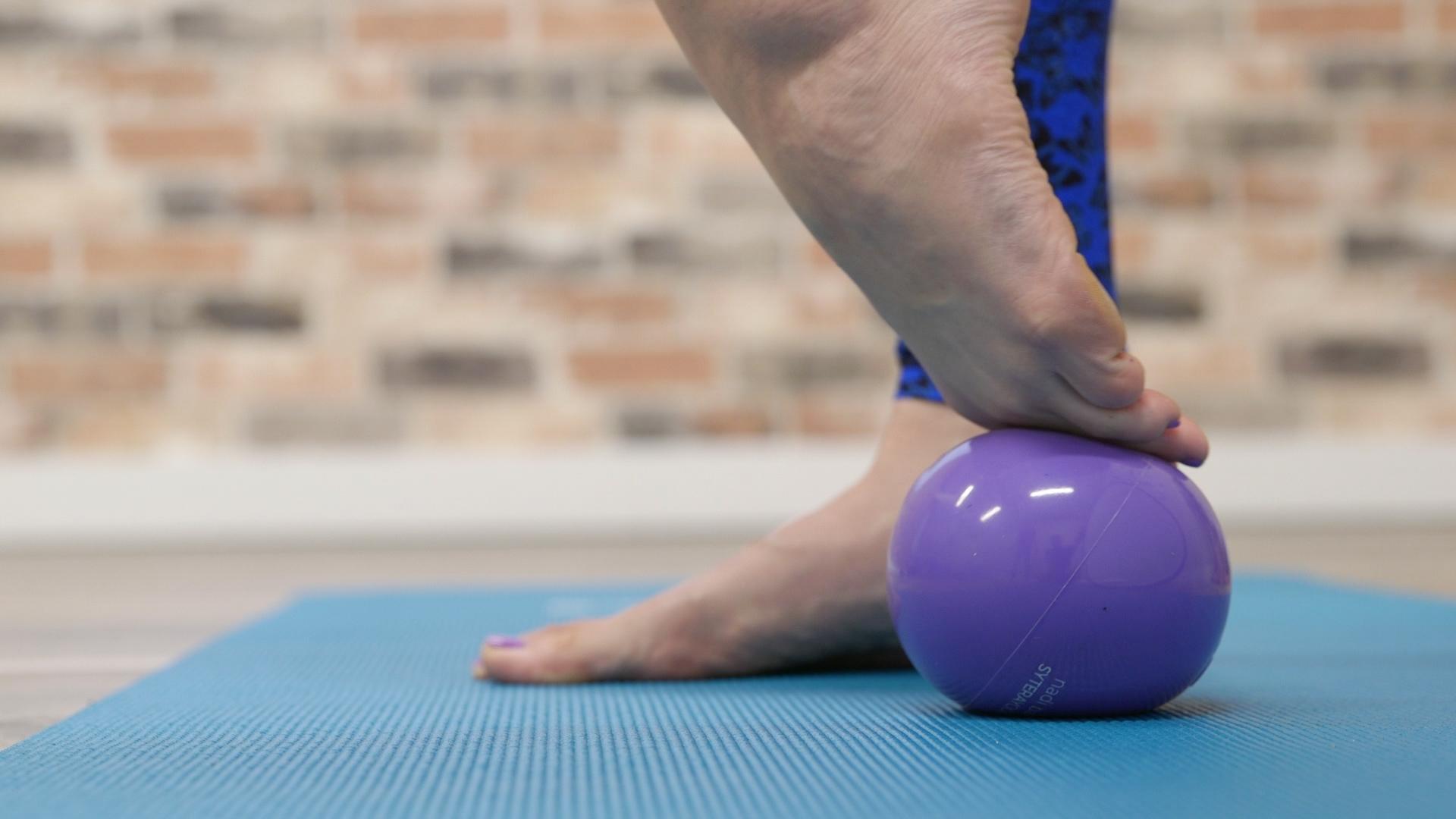 """""""Nadi Method""""® Feet & Legs"""