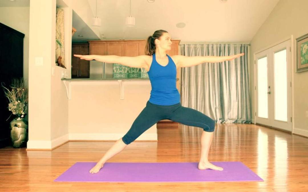 High Lunge Sequence