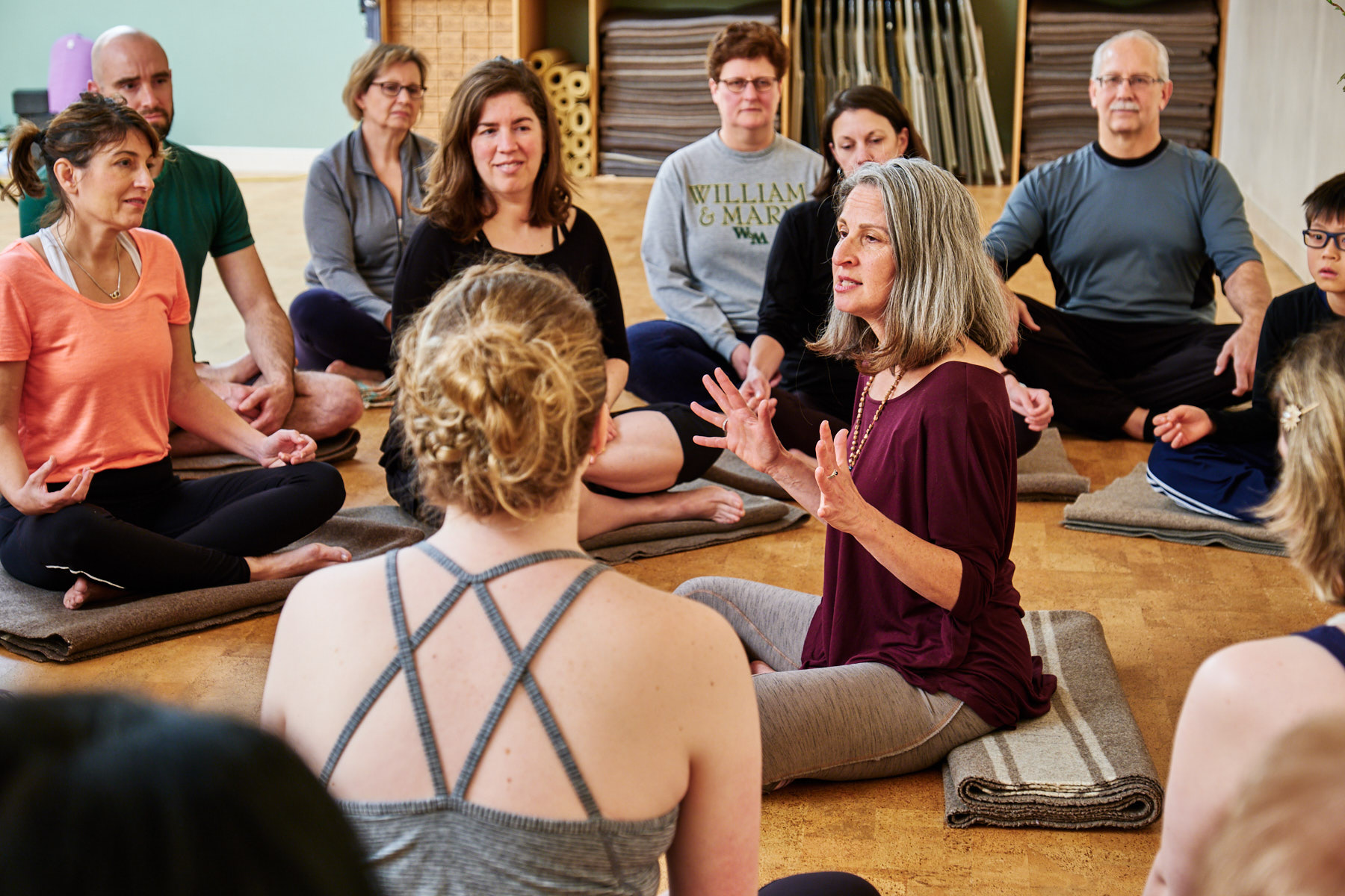 Meditation and Dharma Talk