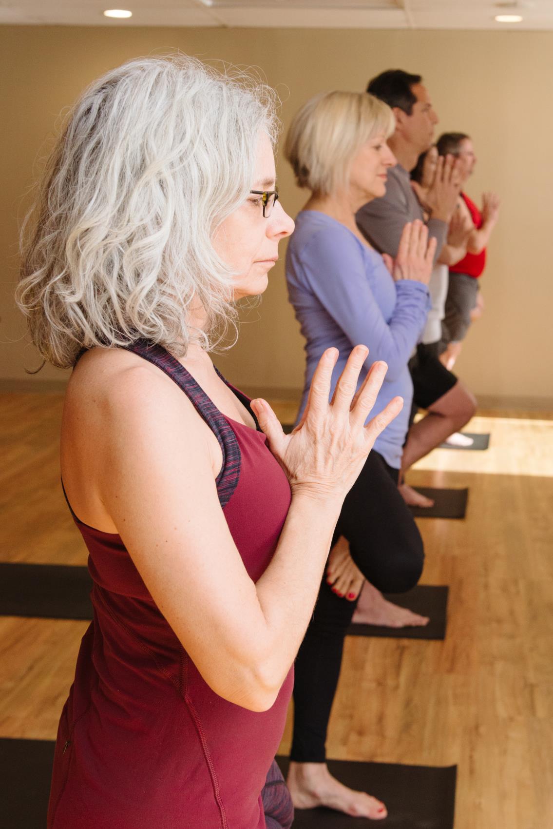 Gentle/Yoga 1