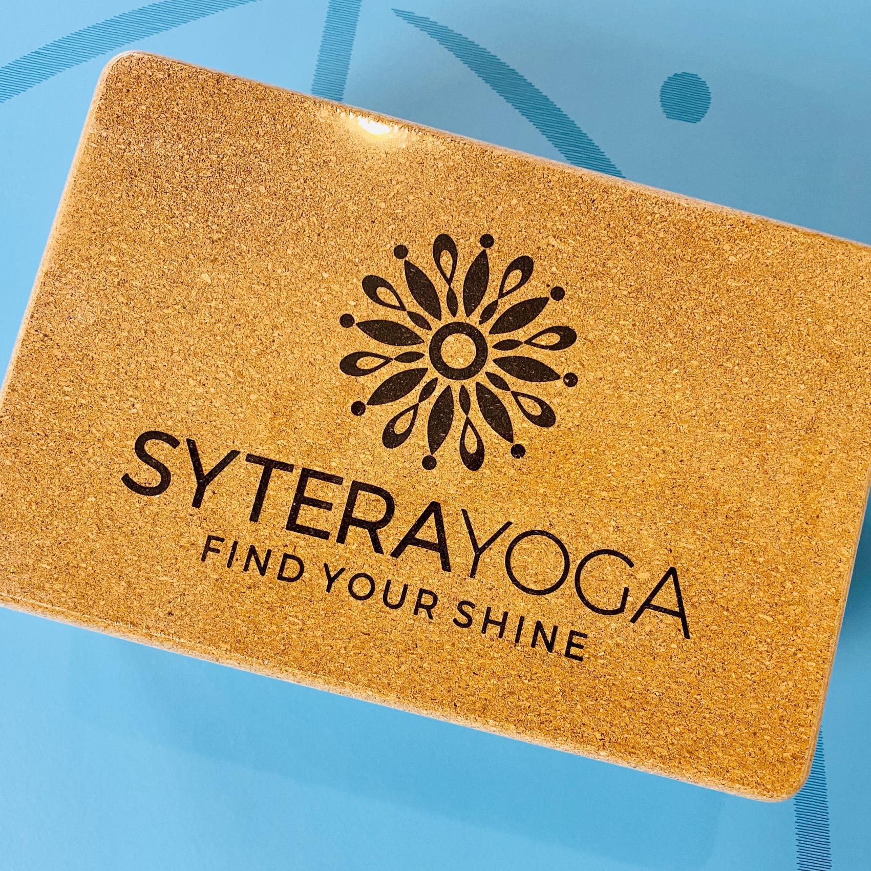 SyteraYoga Block