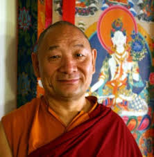Noontime Meditation with Lama Migmar