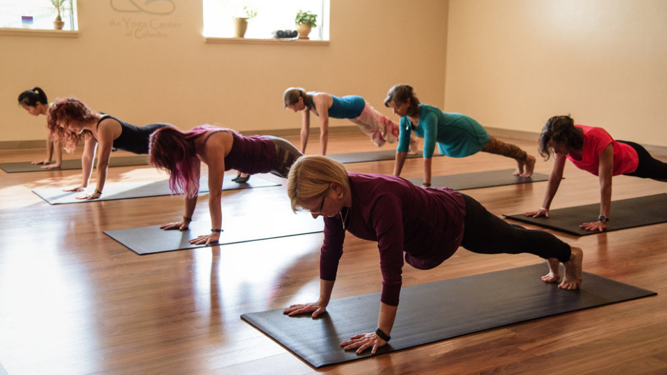 Yoga 1-2 and Core