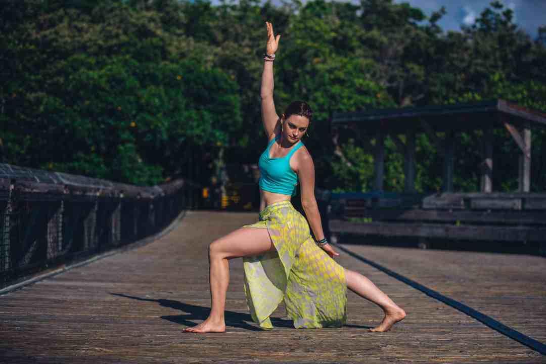 Finding Her Shine: Sytera's Yoga Journey